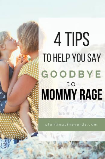 Goodbye Mommy Rage