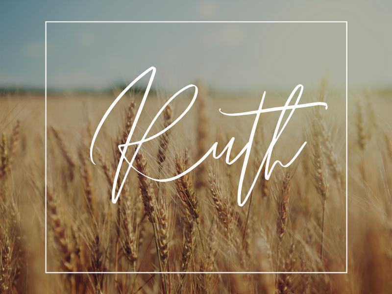 Ruth Bible Study